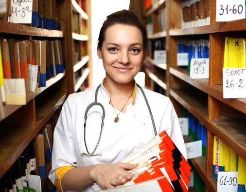 Electronic Health Records Management (EHRM)