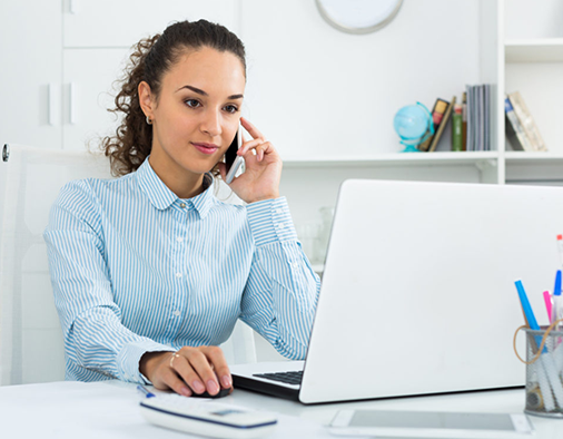 Administrative Assistant with Bookkeeping & Quickbooks