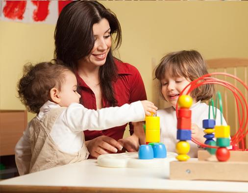 Childcare Specialist