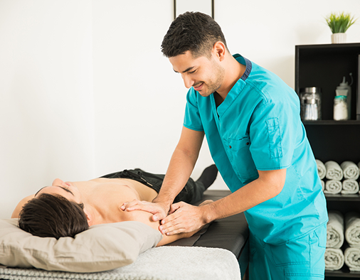 Massage Therapy (700 Hours)